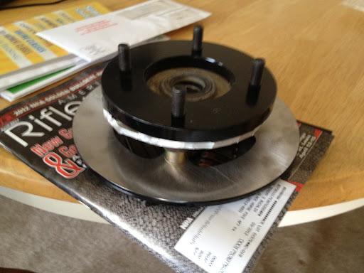 SuperATV Disc Brakes - Honda Foreman Forums : Rubicon ...