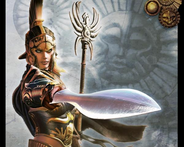 Victory From Ancient Evil, Warriors 2