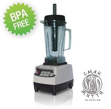 Професійний блендер JTC omni V TM-800AT 1,5л BPA FREE