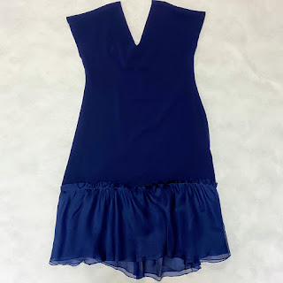 Second Sight NEW Navy Dress