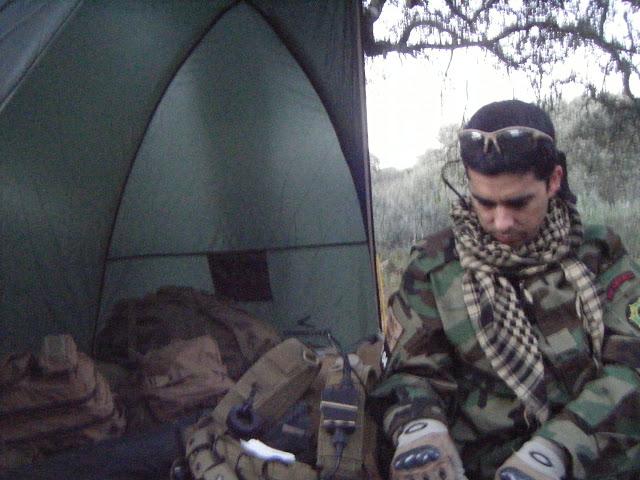 HDS en la Combat training DARK COMPROMISES DSCF7685