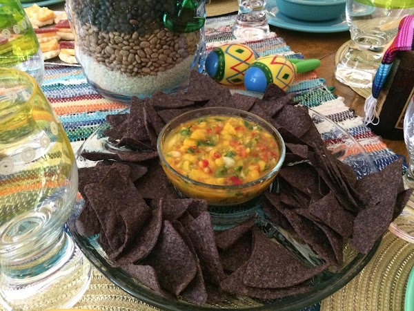 Manic Monday Mango Salsa Recipe