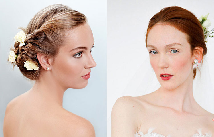 Wedding Hairstyle Summer 2018 For Women's And Teens 2