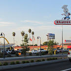 Los Angeles - weltweit älteste aktive McDonalds Filiale