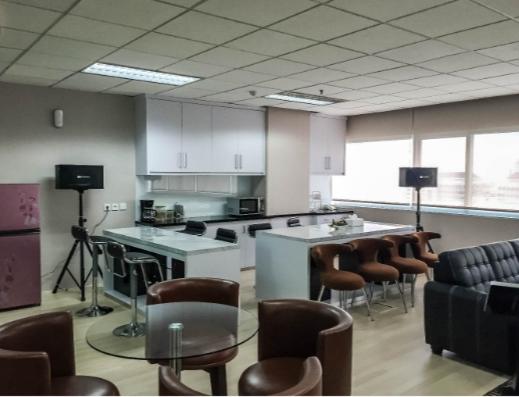 Konsep Desain Interior Kantor yang Bikin Kerja Nyaman Seharian