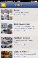 Screenshot of Sardinië-Info