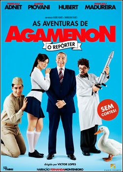 As Aventuras de Agamenon, o Repórter Download Filme