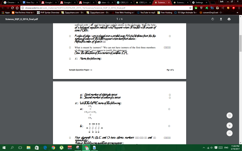 Google Chrome PDF viewer displays different fonts? - Google