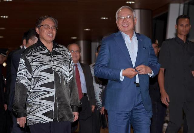Win big for Najib, Abang Johari tells Sarawak BN