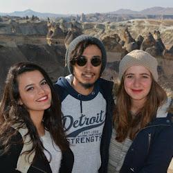 10-25.11.17 - Kapadokya Gezisi