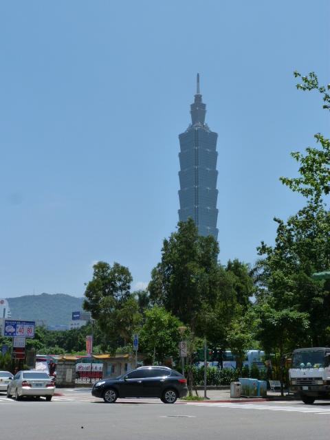 TAIWAN.TAIPEI, shilin une des villas de CKS dans un ancien parc botanique et autres vues - 1sichuan%2B038.JPG