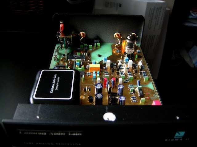 California Audio Labs Sigma II Tube DAC