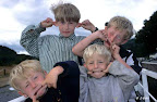 En Ecosse, dans une école primaire d'Inverness, au bord du Loch Ness