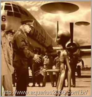 Tratado Greada foi a parceria entre governo americano e alienígenas