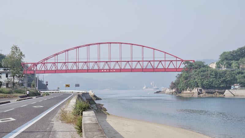 しまなみ海道 向島 写真2