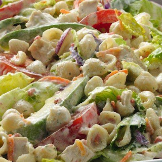 California Chicken BLT Salad