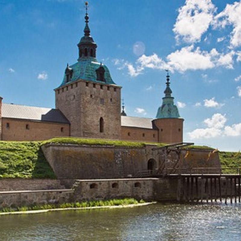 Kalmar Castle, the history of this legendary castle stretches back over 800 years.
