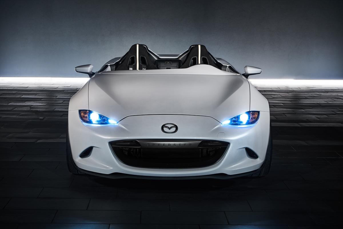 MX-5 Speedster Evolution Concept