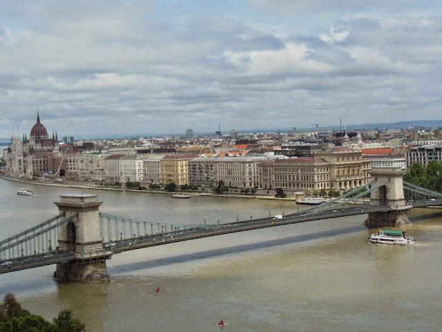 Budapest (Hungría), otra de mis ciudades favoritas de Europa