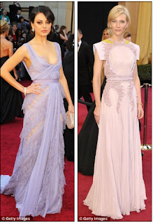 mila+andcate Oscar Style Report: Gowns for Less