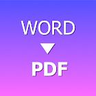 Word to PDF Converter icon