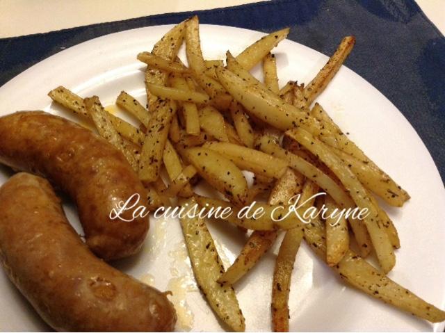la cuisine de karyne frites maison sans friteuse