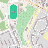 http://Openstreetmap.org - это карта мира, которую делают сами пользователи, как Википедию. Возможность  закачать  GPS-треки путешествий, прорисовать по трекам населённые пункты, дороги, тропинки, кордоны и т.д