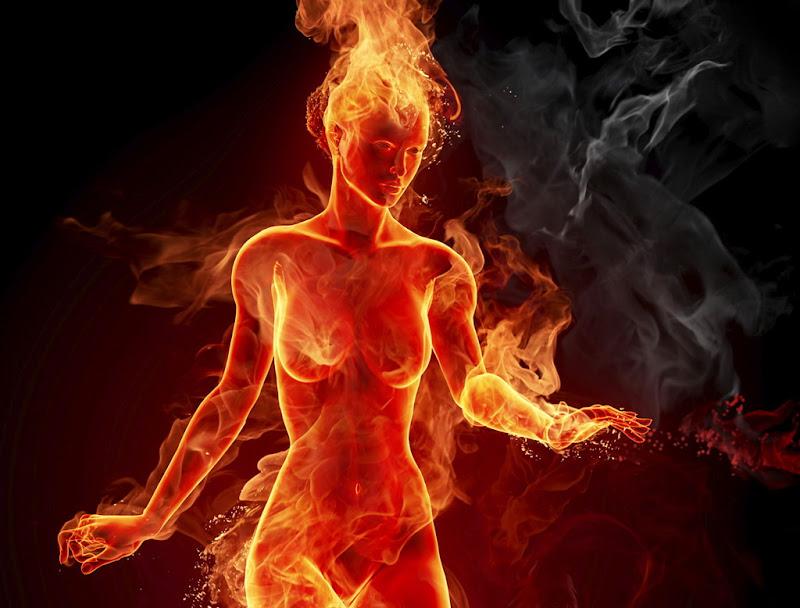 Fire Demoness, Demonesses