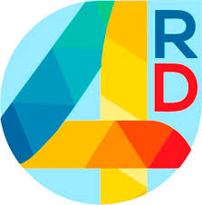 Logo Canal 4 RD