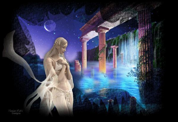 Roman Goddess Of Wisdom Minerva, Gods And Goddesses 1