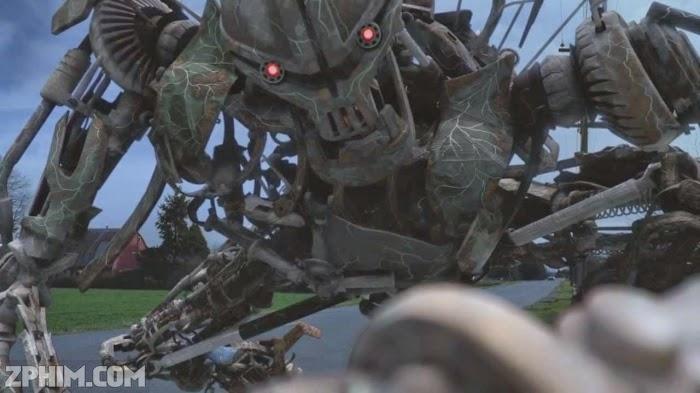 Ảnh trong phim Kẻ Xâm Lược - Iron Invader 2