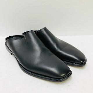 John Lobb Leather Slides