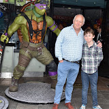 OIC - ENTSIMAGES.COM - Jeremy Bowen at the   Teenage Mutant Ninja Turtles Out Of The Shadows Gala Screening  Vue West End in London  29th May 2016 Photo Mobis Photos/OIC 0203 174 1069