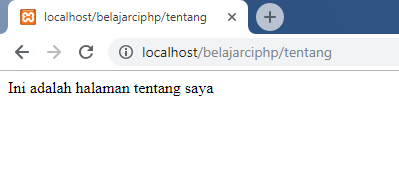 Cara Menghilangkan index.php pada Codeigniter