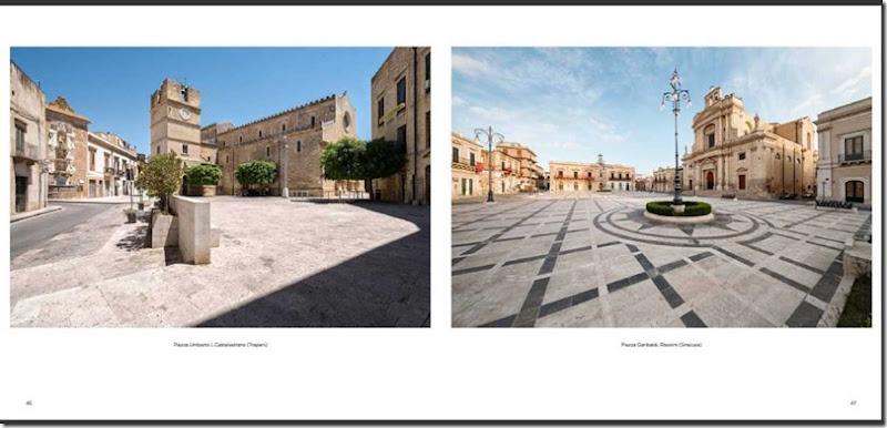 dal libro Sicilia in Piazza di Armando Rotoletti from the book Striking Piazzas of Sicily by Armando Rotoletti