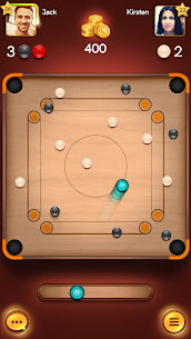 Carrom Pool Mod Apk Latest 5.2.2 [Unlimited Coins + Gems] 2