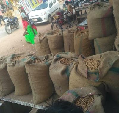 गल्ला मंडी बंद होने से बाजार में ठगा सा महसूस कर रहे किसान | Bhonti News