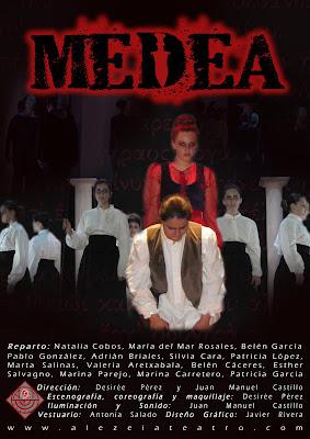 Cartel Medea 2011