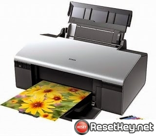 Reset Epson R290 printer Waste Ink Pads Counter