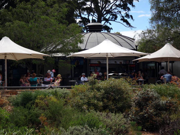 Botanical Cafe, perfect spot for a coffee in Kings Park