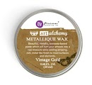 Prima: Vintage Gold - Art Alchemy Metallique Wax
