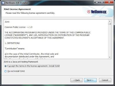 Instalar NetBeans 7.2.1 en Microsoft Windows 7