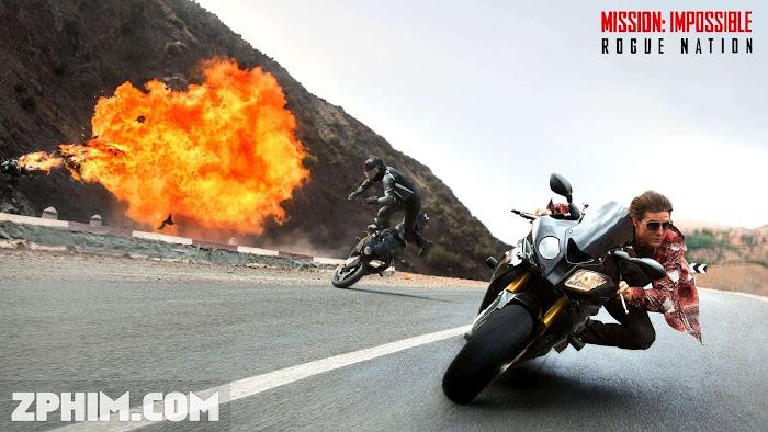 Ảnh trong phim Nhiệm Vụ Bất Khả Thi 5: Quốc Gia Bí Ẩn - Mission: Impossible - Rogue Nation 1