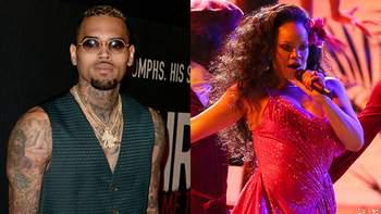 Chris Brown Hurt😔 Over Rihanna Pregnancy🤰🏾Rumors: 'That Should Be My Baby'👶