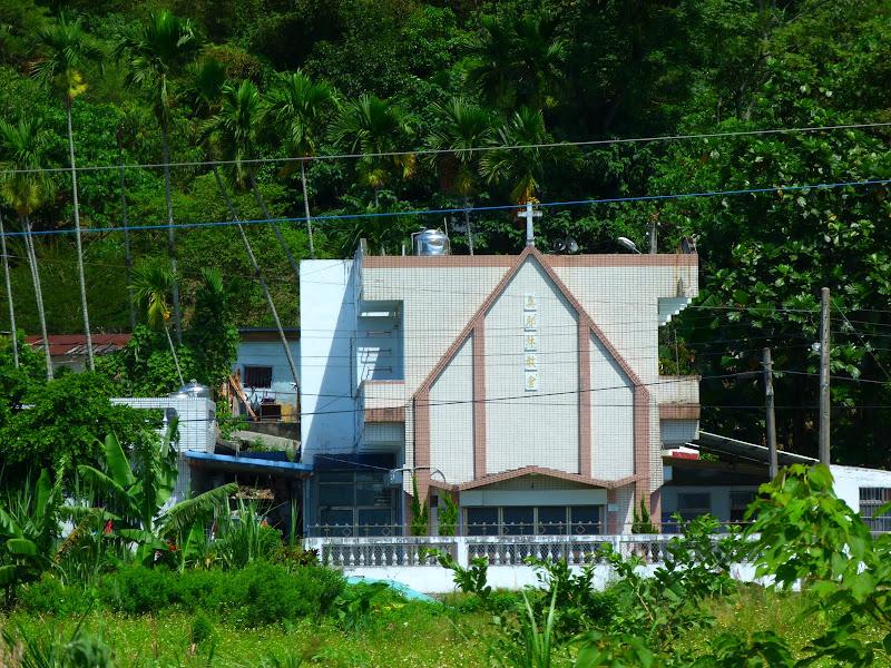 Hualien County. Tongmen village, Mu Gua ci river, proche de Liyu lake J 4 - P1240245.JPG