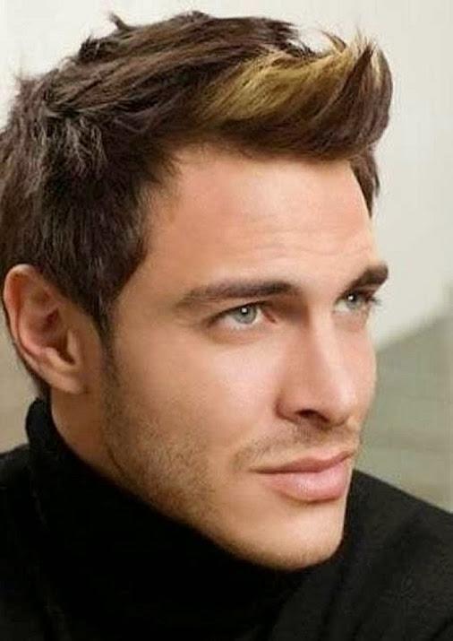 Excellent New Hairstyles For Men 2014 Spikes Short Hairstyles Gunalazisus