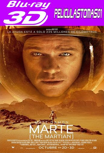Marte: Operación Rescate (2015) 3DFull HOU