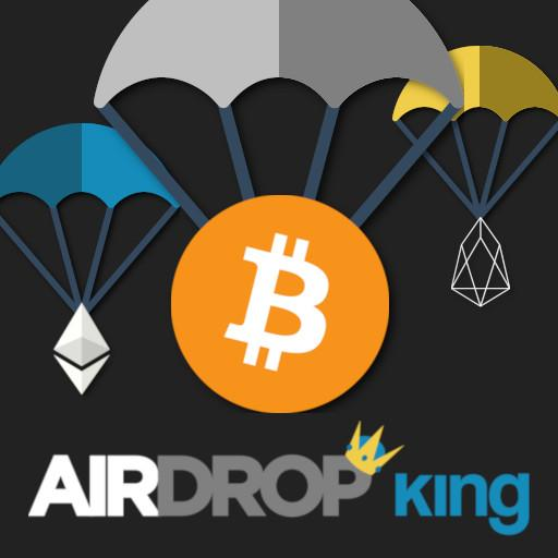 Airdrop King ⇒ Free Crypto Airdrops up to $100