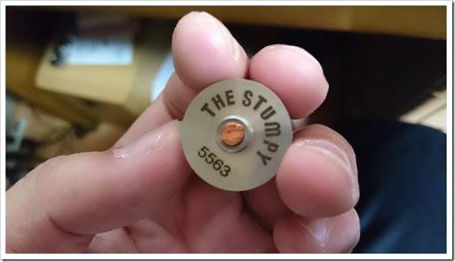 DSC 0863 thumb%25255B2%25255D - RDA:The Stumpy Styled(クローン) RDAアトマイザーのレビュー「ちょいウェル深めアトマイザほしかった」