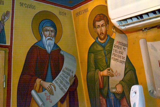 Jertfa muceniceasca a Sfintilor Martiri Brancoveni cu Costion Nicolescu - (55)
